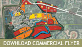 Fort Bend County Commercial Development Flyer
