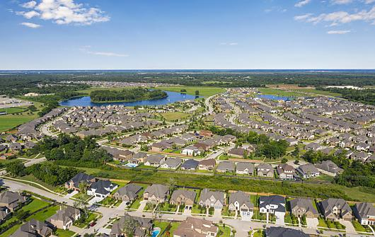 5 Johnson Development Communities Land on National Best-Selling List