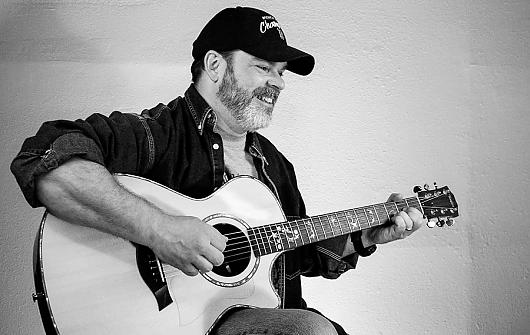 Mitch Marcoulier Makes Music on the Patio Aug. 9