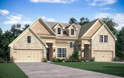 Village Builder Introduces New One-Story Designs