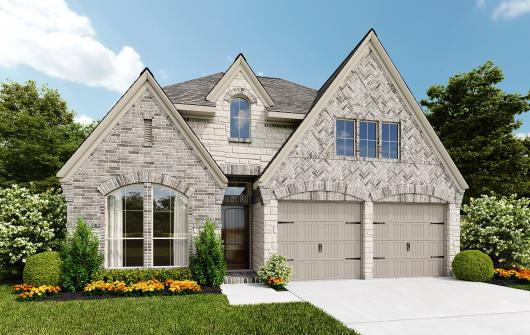 Perry Homes Debuts New Plans in Harvest Green