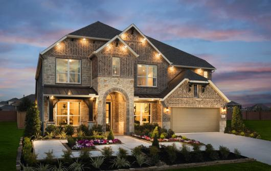 Tour Meritage Homes' Sweet New Model