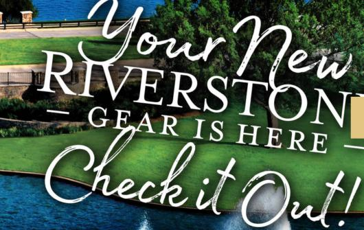 Be the Best 'A-Dressed' With Riverstone Gear