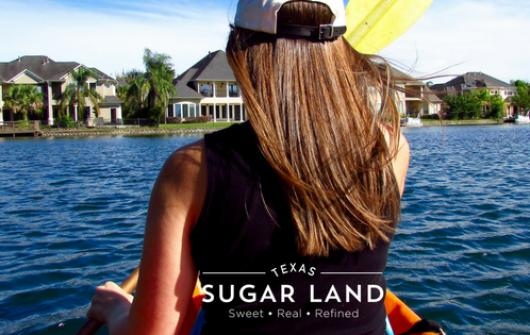 The Key to Happiness is Sugar Land