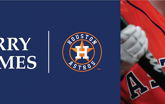 Perry Partners With The Astros