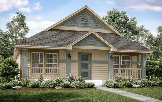 Now Selling: Classic Bungalows, Attractively Priced