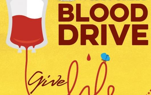Spread the Love and Give Some Blood Nov. 10