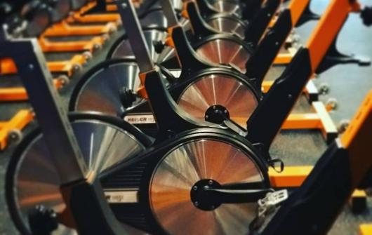 Take Rush Cycle for a Spin