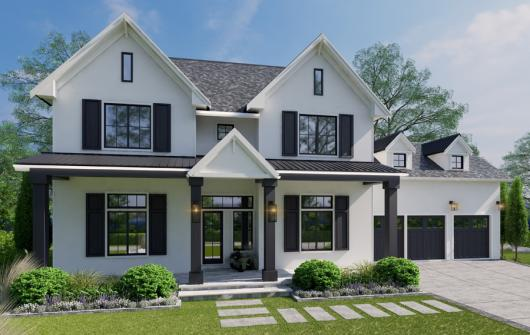 TIPLER Group Electrifies Homebuilding with Battery-Powered Home