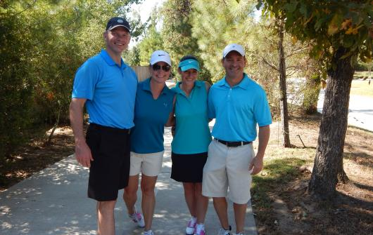 Golf Tournament Raises $52,000 for Takeaway Tourettes