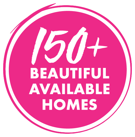 150+ Beautiful Available Homes