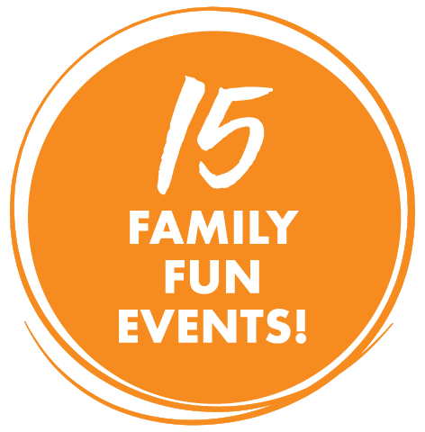 15 Family Fun Events