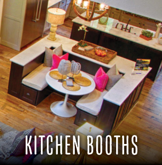 Kitchen Boothes