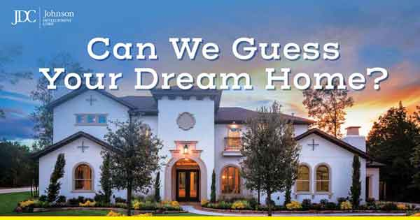 Can We Guess Your Dream Home?