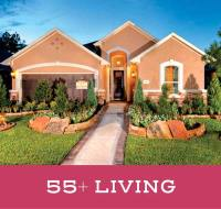 55+ Active Lifestyle Homes Available