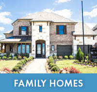 Family Homes Available