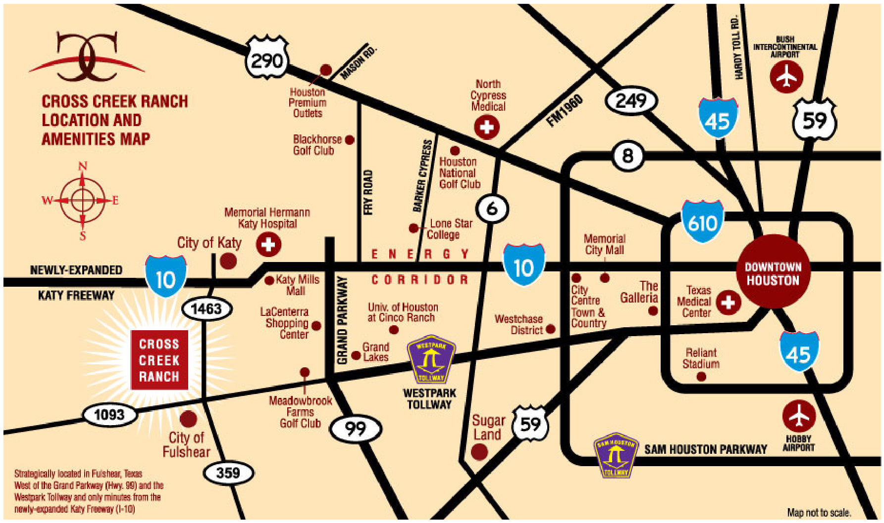 Houston Real Estate Map  Indiana Map